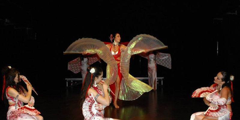 Danza Orientale, Danza Dei Veli, Danza Del Ventre, Ginnastica Modellante A La Spezia